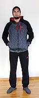Мужской утепленный спортивный костюм Nike кашка №14