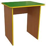Стол детский одноместный из ДСП. Столы для детских садов, фото 5
