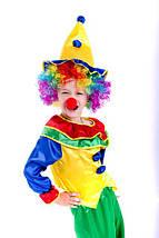 Детский маскарадный костюм веселого Клоуна, фото 3