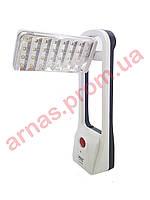 Аккумуляторная лампа-фонарь Yajia YJ-6812 Led