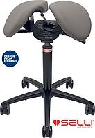 Эргономичный стул седло Salli TripleFit бюджетный аналог дорогой модели Multiadjuster