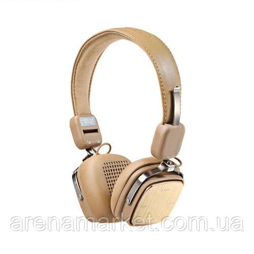 Bluetooth-навушники Remax RB-200H - коричнивые