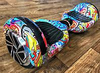"""Чувствительный гироскутер Smart Balance Wheel Simple 6,5"""" Freestyle. Хорошее качество. Доступно. Код: КГ2066"""