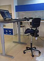 Эргономичный стул седло Salli Chin со спинкой
