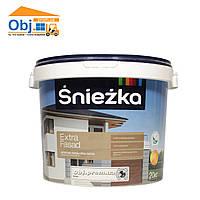 Краска Sniezka Extra Fasad краска фасадная Снежка Экстра Фасад (20кг)