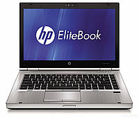 НР EliteBook 8460p / 14'' / Intel Core i5-2540M (2.6 ГГц) / 4 Гб DDR3 / HDD 250 Гб / Intel GMA HD 3000 / DVD±RW DL / Веб-камера / Windows 7