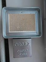 Керамический газовый обогреватель ORGAZ - 600 с редуктором