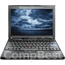 "Lenovo Thinkpad X201 / 12,1"" / Intel Core i5-M520 / 4 GB DDR3 / 160GB HDD"