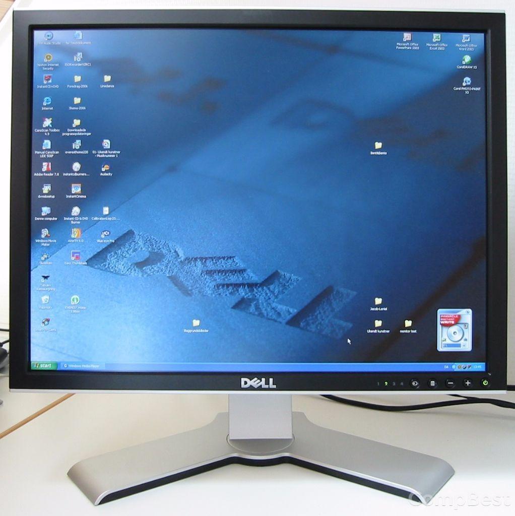 Dell UltraSharp 2007FP 20'', IPS