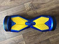 """Молодежный удобный гироскутер Smart Balance Lambo 6,5"""" синий и черный. Стильный дизайн. Доступно. Код: КГ2067"""