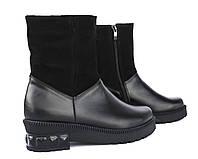 Замшевые ботиночки, фото 1