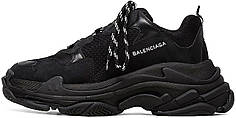 Мужские кроссовки Balenciaga Tripe-S Black
