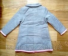 Пальто на дівчинку оптом, Lemon Tree,в залишку 4/5, фото 3
