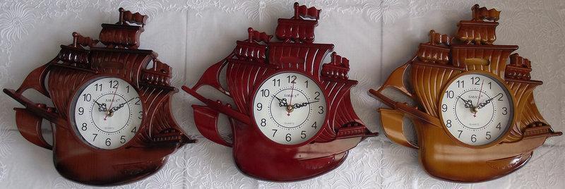 Часы настенные Корабль SIRIUS для дома и офиса SI-010
