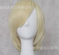 Купить не дорого парик блонд каре в интернет магазине