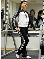 Женский спортивный костюм большой размер. Стандартный размер до 72. Цвета все, модные модели спортивные, фото 1