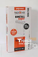 Биметаллические радиаторы TEPLOVER SURER 500/100