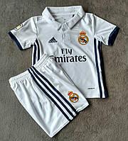 Детская игровая форма Adidas FC Real Madrid 2016-17