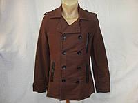Мужская демисезонная куртка с налокотниками PIAZZA ITALIA MAN