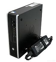 HP Compaq Elite 8300 USFF / Intel Core i5-3470S (4 ядра по 2.9GHz) / 4 ГБ DDR3 / 60GB SSD, фото 3