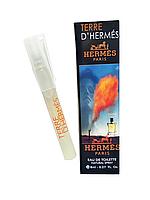 Мужской мини-парфюм в ручке Hermes Terre d'Hermes мужской 8 мл