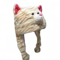 Шапка маска Кот