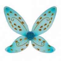 Крылья Феи (голубые) 50х64см