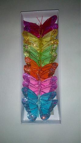 Бабочки декоративные, фото 2