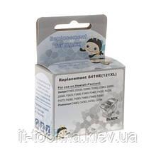Цветной картридж microjet hc-i121c для hp dj d2563/f4283  hp 121xl color повышенной емкости