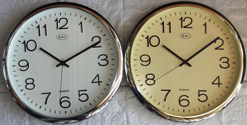 Часы настенные R*L для дома и офиса RL-S3291-A