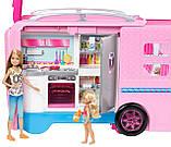 Кемпер трейлер мечты для путешествий Barbie, фото 9