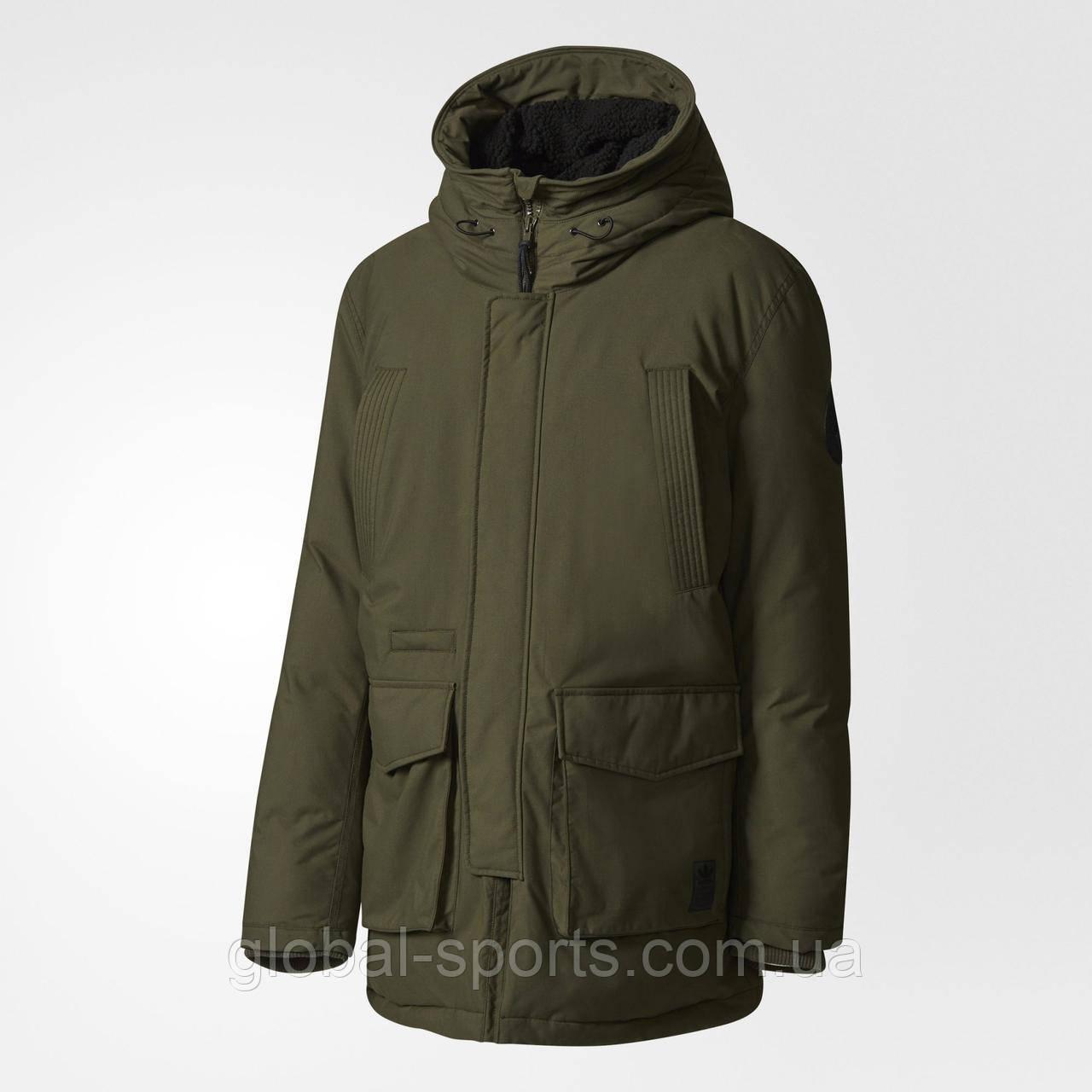 8626e0aa Мужская парка Adidas Originals Heavy(Артикул:BQ5265): продажа, цена ...