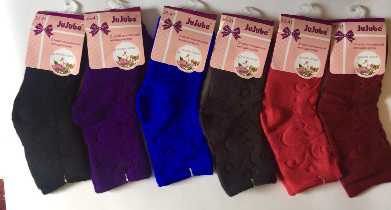 Махровые женские носки Кролик   JuJuBe 36-41