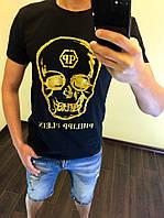 "Мужская футболка ""Philipp Plein"" 18081"