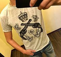 Мужская футболка 18082