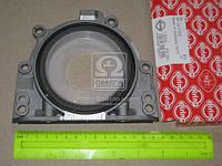 Сальник REAR VAG 1.6/1.8/2.0 98-> в корпусе, с монтажной оболочкой PTFE (производство Elring)