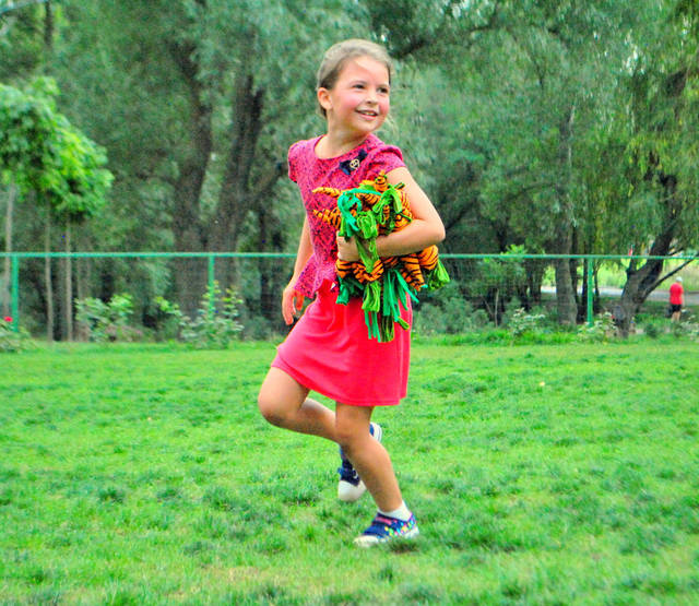 Детский праздник с Принцессой Моана! 5