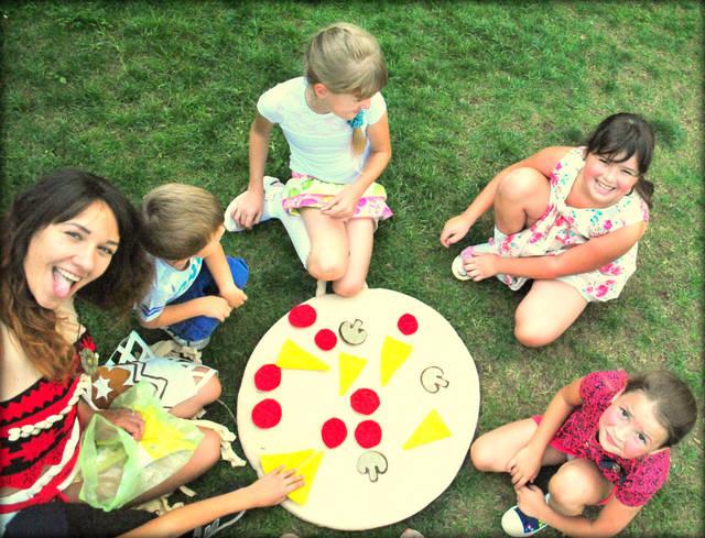 Детский праздник с Принцессой Моана! 7
