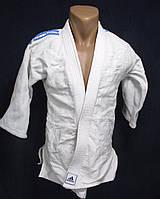 Кимоно куртка плотная ADIDAS, 150, Хлопок, Отл сост!