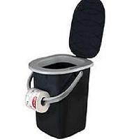 Ведро-туалет 22л  BRQ