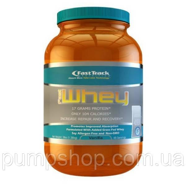 Сироватковий протеїн Fast Track Pro Nutrition Whey 1.36 кг