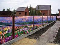 """Сетка """"Портал"""" на забор, беседку, декор фасадов стен, ландшафтный дизайн"""