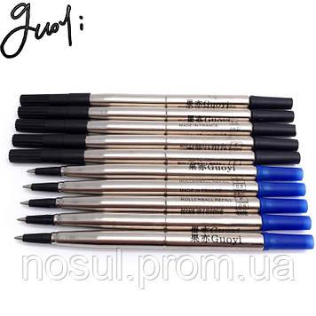 Parker паста к ручке Rollerball refills стержень капиллярный (черный цвет чернил)