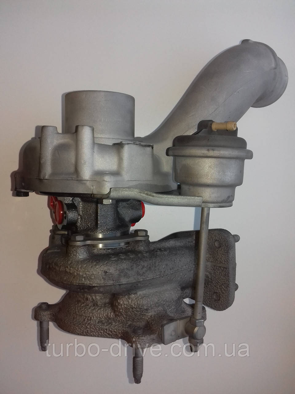Турбина Renault Master II 2.5 dCi