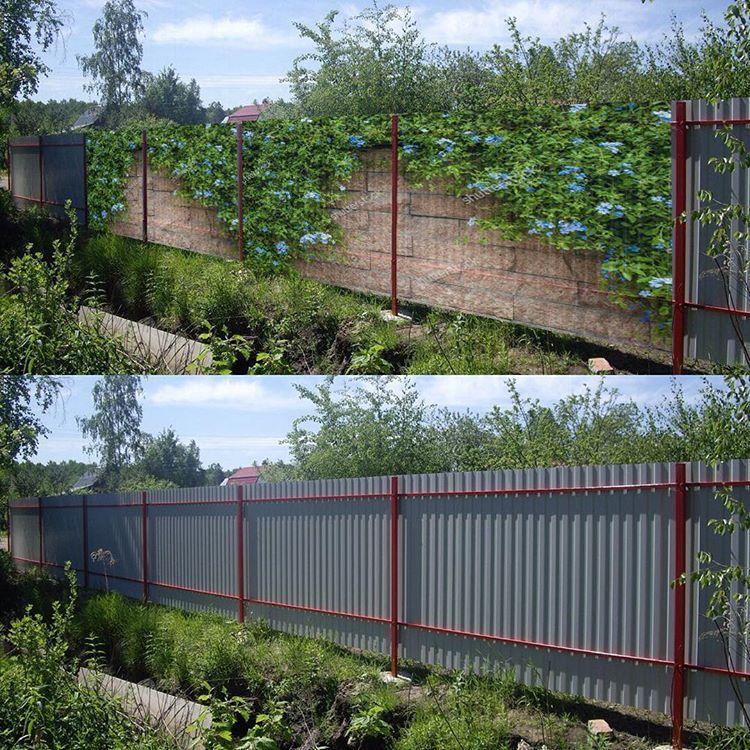 """Сетка """"Портал"""" на забор, беседку, декор фасадов стен, ландшафтный дизайн - «ПОРТАЛ» в Днепропетровской области"""