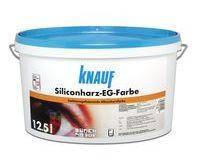 Siliconharz-EG-Farbe Силіконова фарба для вирівнювання кольору (тонована) 5 л