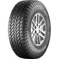 Всесезонные шины General Tire Grabber AT3 255/65 R16 109H