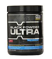 Предтренировочник MRI Black Powder Ultra 240 г (40 порций)
