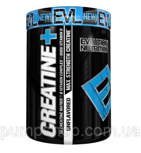 Креатиновая смесь Evlution Nutrition Creatine+ 60 порц.