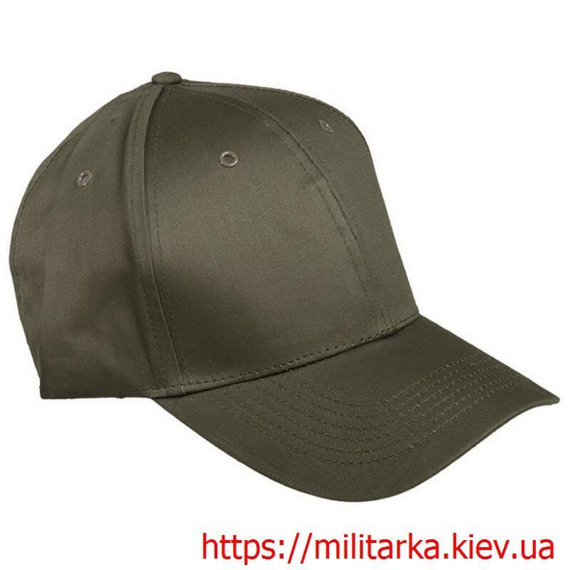 Бейсболка военная MIL-TEC олива